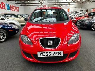 2006 SEAT ALTEA 1.6 Reference 5dr From £2450+Retail package