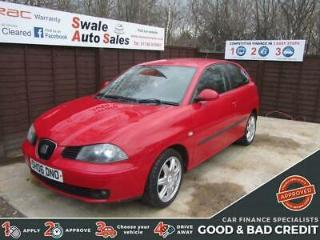2006 SEAT IBIZA 1.4 IDEAL FIRST CAR GREAT INSURANCE GROUP SPORT