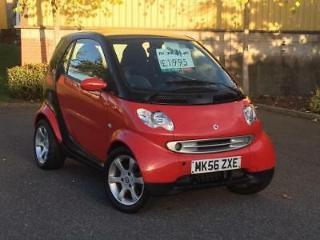 2006 Smart Fortwo 0.7 City Pulse 3dr