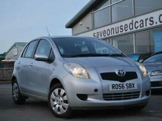 2006 Toyota Yaris 1.0 VVT i T3 5dr 5 door Hatchback
