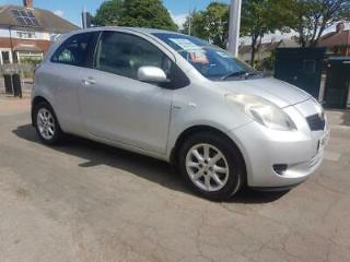 2006 Toyota Yaris D 4D T3 3 door Hatchback