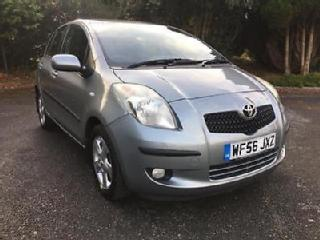 2006 TOYOTA YARIS T SPIRIT 1.4 *AUTOMATIC* 5 DOOR HATCHBACK ONLY 68,000 MILES