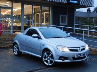 Vauxhall Tigra 1.8i 16V Exclusiv 2dr Coupe Coupe 2006, 28852 miles, £2790