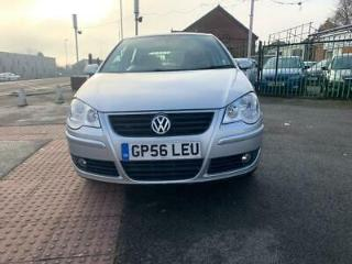 2006 Volkswagen Polo 1.4 S Hatchback 5dr Petrol Automatic 185 g/km, 74 bhp