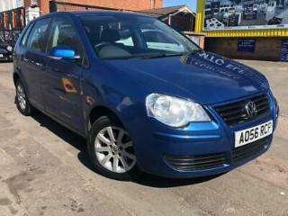 2006 VOLKSWAGEN POLO SE 1.4 PETROL AUTOMATIC 5 DOOR HATCHBACK