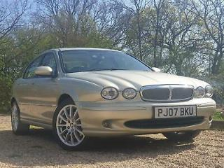 2007/07 Jaguar X TYPE 2.5 V6 AWD, Auto, Just 38k, Service History, Lovely car!
