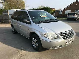2007 07 Chrysler Grand Voyager 2.8CRD auto Executive
