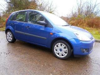 2007 07 FORD FIESTA 1.2 STYLE 16V 5D 78 BHP *LOW MILEAGE*GREAT ECONOMY*LOW TA