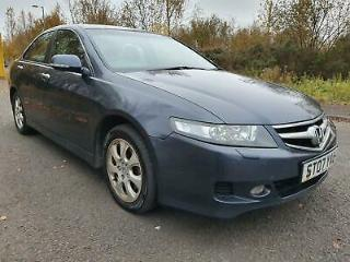 2007 07 Honda Accord 2.0 i VTEC EX