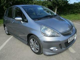 2007 07 Honda Jazz 1.4i DSI CVT 7 AUTOMATIC Sport Low Mileage 12 MONTH WARRANTY