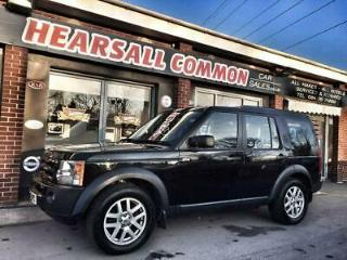 2007 07 LAND ROVER DISCOVERY 2.7 3 TDV6 XS 5D 188 BHP DIESEL 12 M MOT HPI CLEAR