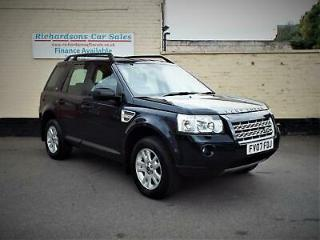 2007 07 Land Rover Freelander 2 2.2Td4 XS Bluetooth, Parking Sensors, Towbar etc