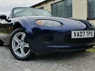 2007 07 MAZDA MX 5 2.0 OPTION PACK *EXCELLENT HISTORY, LOVELY CONDITION