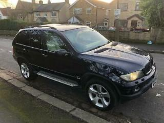 2007 56 BMW X5 3.0d M SPORT EXCLUSIVE SAT NAV TV PAN ROOF BARGAIN HUGE SPEC