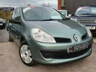 2007 56 RENAULT CLIO 1.1 EXPRESSION 16V 5D JUST 11,389 MILES 14 SERVICES