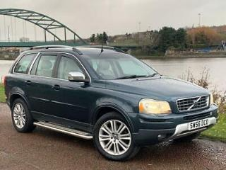 2007 56 VOLVO XC90 2.4 D5 EXECUTIVE 5D 183 BHP DIESEL