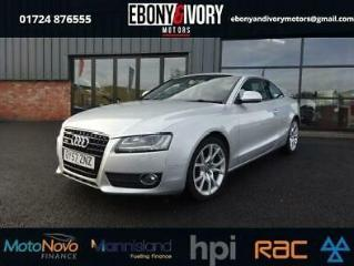 2007 57 AUDI A5 3.0 TDI QUATTRO SPORT 3D 237 BHP+SATNAV+HEATED LEATHER DIESEL