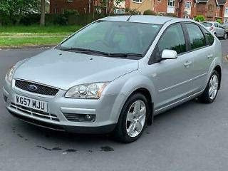2007 57 FORD FOCUS 1.8 TDCI DURATEC STYLE