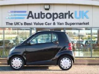 2007 57 SMART FORTWO 1.0 PURE 2D AUTO 61 BHP