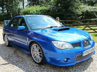 2007 57 SUBARU IMPREZA 2.5 GB270 WRX PPP FINAL EDITION LOW MILEAGE FSH