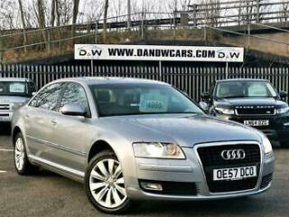 2007 AUDI A8 L 3.1 FSI SE LIMOUSINE 252 BHP | FULL HISTORY | BEAUTIFUL CAR