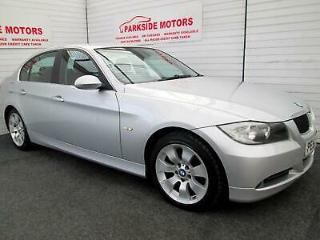 2007 BMW 3 Series 325d SE 4dr Auto Leather Seats full service history 2 owners