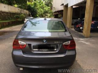 Grey 2007 BMW 3 Series 320d 90,000 kms driven in Malaparamba