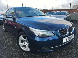 2007 BMW 520 d 2.0TD auto SE Low Mileage