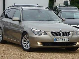 2007 BMW 5 Series 3.0 535d SE Touring 5dr