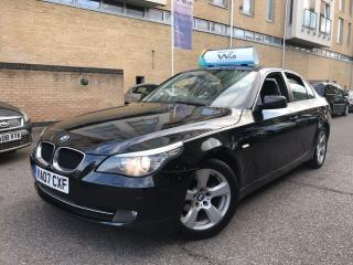 BMW 5 Series 520d SE Saloon 2007, 104000 miles, £3490