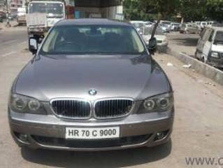 Grey 2007 BMW 7 Series 730Ld 50,500 kms driven in Sector 17