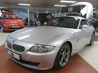 2007 BMW Z4 3.0si SPORT 2dr Full LTH Sport Seats 0 Finance Available CO