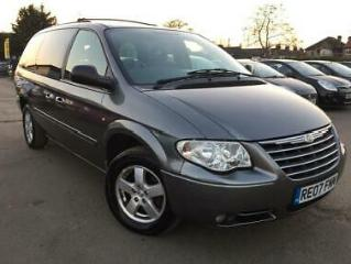 2007 Chrysler Grand Voyager 2.8 CRD Executive 5dr