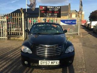 2007 Chrysler Pt Cruiser 2.4 Limited 2dr Auto 2 door Convertible