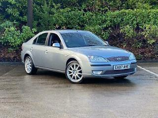 2007 Ford Mondeo 1.8 Edge 5dr