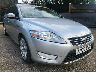 2007 Ford Mondeo 2.0 145BHP Ghia, Facelift *Refurbished wheels & 4 new tyres