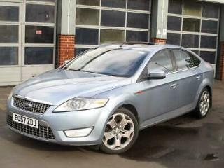 2007 Ford Mondeo 2.0 Titanium X 145 A GREAT LOW MILEAGE EXAMPLE!
