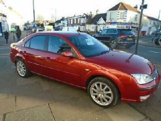 2007 Ford Mondeo 2.0TDCi 130 Edge 6 speed 1 owner FFSH Tango Red