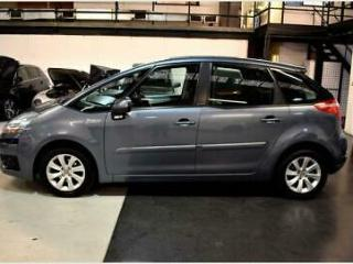 2007 Grey Citroen C4 Picasso 1.6HDi 110hp EGS VTR+ AUTOMATIC DIESEL CHEAP