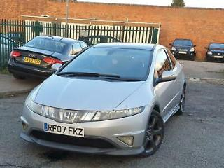 2007 Honda Civic 1.8i VTEC Type S GT FREE DELIVERY