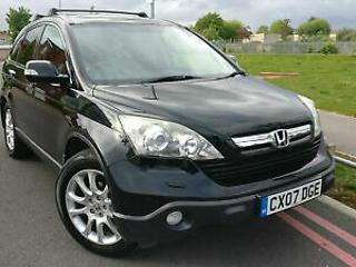 2007 Honda CR V 2.2 i CTDi EX +HUGE SPEC / P/X TO CLEAR