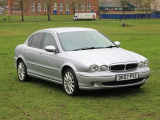 2007 JAGUAR X TYPE 2.5 V6 AWD AUTO ONLY 96K MILES! FULL HISTORY! MOT NO ADV!