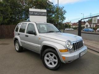 2007 Jeep Cherokee 2.8 TD Limited 4x4 5dr