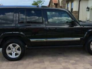 2007 JEEP COMMANDER LIMITED 3.0 AUTO 7 SEATER 4X4 FULLY LOADED STUNNING! BARGAIN