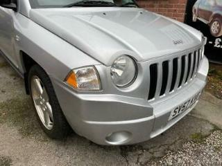 2007 Jeep Compass 2.4 Limited CVT 4x4 5dr