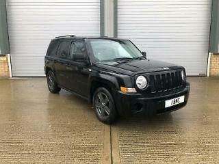 2007 Jeep Patriot 2.4 Sport 4x4 5dr