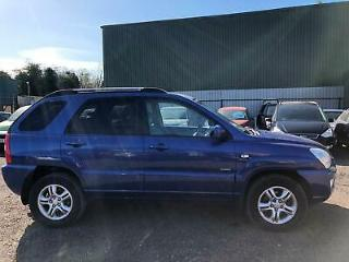 2007 Kia Sportage 2.0 XS great looking truck only £999 yes £999