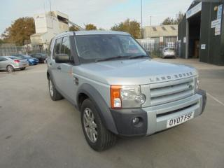Land Rover Discovery 3 TDV6 XS Estate 2007, 67835 miles, £7995