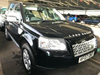 2007 LAND ROVER FREELANDER 2 2.2 TD4 S AUTO 2 F/OWNRS, LEATHER, P/SENS, NICE!