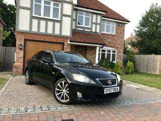 2007 Lexus IS250 Fully Loaded Service History HPI Clear!